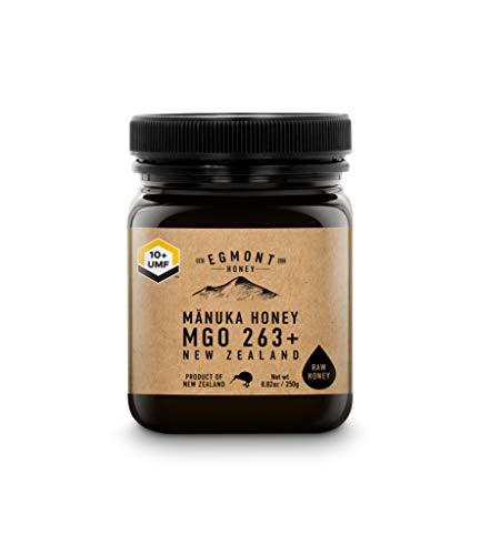 Egmont Honey Manuka Honey MGO 263+ UMF 10+ 8.8oz Original from New Zealand (250g)