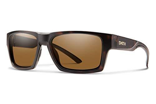 Smith Outlier 2 Sunglasses Matte Tortoise/Polarized Brown
