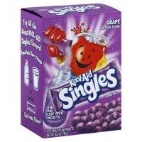 Kool Aid Singles Grape- 12 .055oz 2 boxes