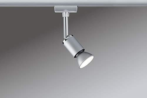 Paulmann 953.31 Strahler Chrom Rail Lighting Spot geeignet für Innen GU10 10W A++