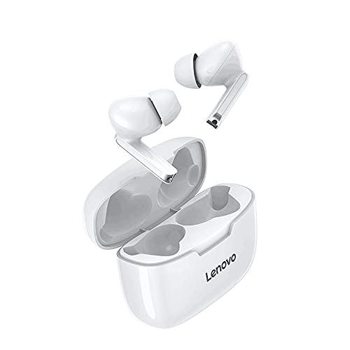 XT90 TWS Bluetooth 5.0 True Wireless Cuffie Touch Control Cuffie sportive resistenti al sudore Auricolari in-ear con microfono Custodia di ricarica da 300 mAh