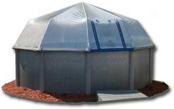 pool sun dome cover