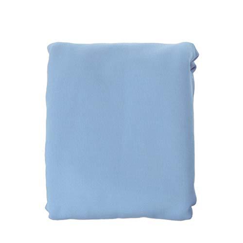 VIccoo Pasgeboren Fotografie Wraps, Baby geboren fotografie Props Baby Kostuum Outfit Foto's Wrap Meisje Kids Hangmat - Sky Blue