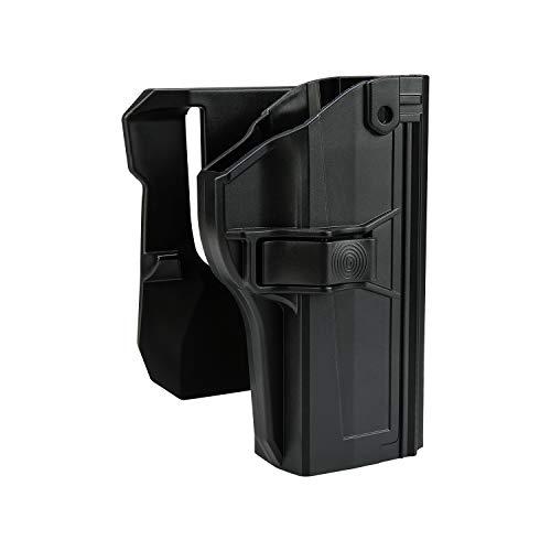 efluky Funda para Pistola Beretta PX4 Storm Molle Pistolera Airsoft Gun Holster para Beretta PX4 Storm, Paddle 360°Adjustable