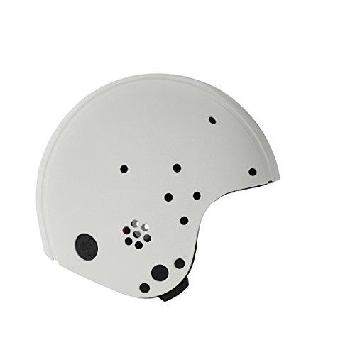 Egg 12032 Helm Größe medium-White - Universal-Multisport, weiß