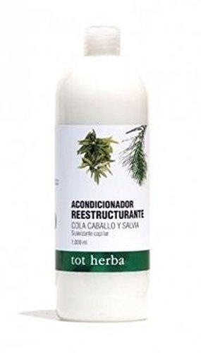 Acondicionador Capilar Cola Caballo-Salvia 500 ml. de Tot Herba-Authex