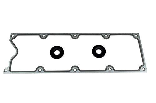 ICT Billet LS Gen III Valley Pan Gasket Seal 3 Cover Plate LS1 LS2 5.3L 6.0L LM7 LR4 LQ4 LS6 L59 LQ9 LM4 L33 4.8L 5.7L LSX Factory Replacement Molded Rubber 551106