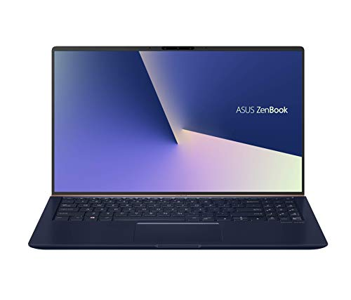 "ASUS Zenbook UX534FA-A8094T PC Portable 15.6"" (Intel Core i5-10210U, RAM 8Go, 512Go SSD PCIe, Windows 10) Clavier AZERTY"