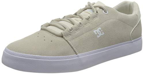 DC Shoes Mens HYDE Sneaker, White, 40 EU