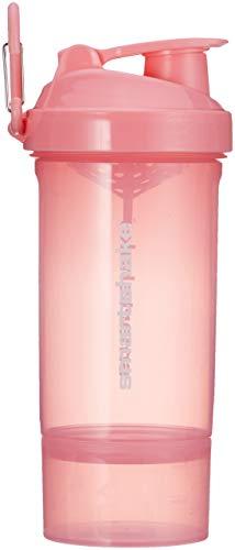 Smartshake Unisex– Erwachsene O2GO Trinkflasche, pink, 800ml