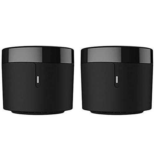 CareMont RM4 Home WiFi Telecomando IR Moduli di Automazione per TV Telecomando AC Condizionatore d'Aria Universale 2 Pezzi