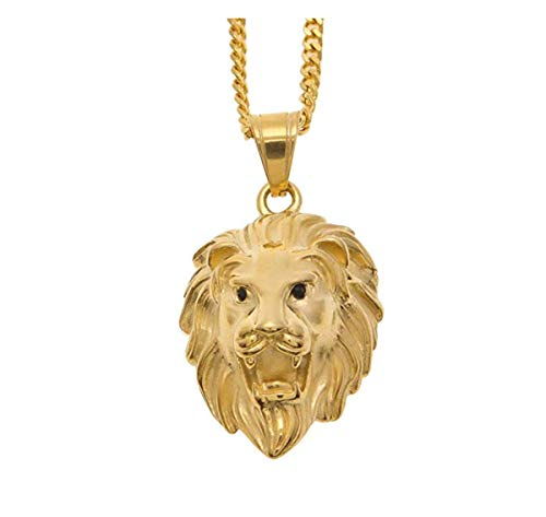 ICEBOX Lion of Judah Hebräisch Israelit Schmuckzubehörkette. 24in Lion Chain Tier Halskette.