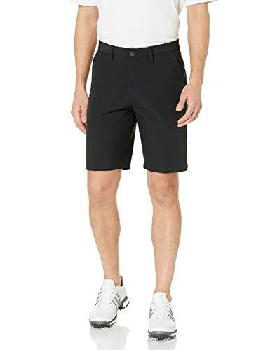 adidas Golf Ultimate 365 - Pantalones Cortos de Entrepierna de 9 Pulgadas (Modelo 2019), Hombre, Pantalones Cortos, CW4998, Negro, 32