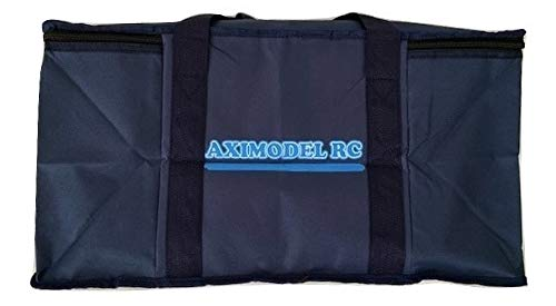 RC Car Bag, RC Carry Bag for RC 1/10 RC Cars, Trucks incl Traxxas Stampede, Rustler, Skully, Bandit, Craniac, Bigfoot, Telluride. Transport or Store Your (Dirty) RC Car in This Great Bag.