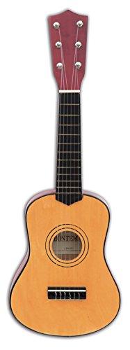Bontempi–215520–Musikinstrument–Klassische Gitarre aus Holz–55cm