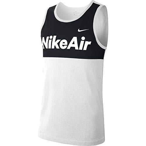 Nike NSW SS Air Débardeur Blanc Taille L