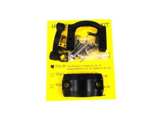 Tiburon Engineering Universal CLAMP KIT TCU-M