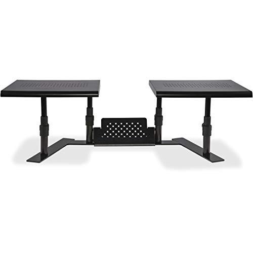 Allsop 31883 Metal Art ErgoTwin Dual Monitor Stand Only $71.04 (Retail $99.99)
