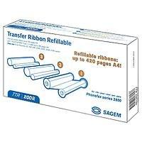 Sagem 906115312013 - Cinta Transferencia Termica Ttr 200R Pack 2/2840