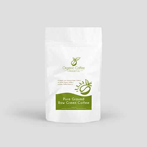 Bio-Einlaufkaffee, Roher Grüner Kaffee, Enema Coffee, Klistiere Einlauf Kaffee, 227g (Grüner Rohkaffee-Einlaufkaffee)