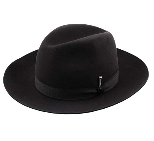 Bailey of Hollywood - Chapeau Fedora Homme Ralat - Taille L