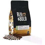 BLK & Bold | Limu Ethiopia Single Origin | Fair Trade Certified | Light Roast | Whole Bean Coffee | 12 oz. bag