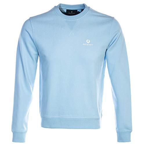 Belstaff Classic Sweatshirt in Sky Blue