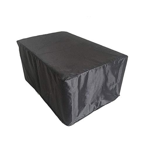 WJHCDDA - Cubiertas para muebles de jardín (123 x 65 x 110 cm)