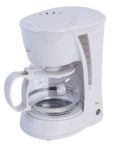 Jata CA285 Cafetera de Goteo, 650 W, Plástico, Blanco