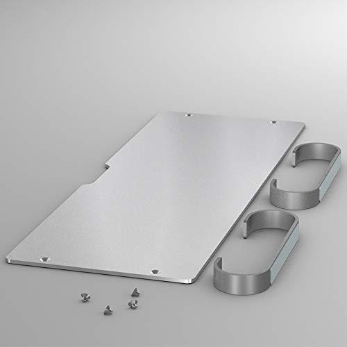 DishyKooker Aluminiumlegierung Display Monitor Halterung ständer erhöhen speicherplatz Laptop Desktop Computer Basis