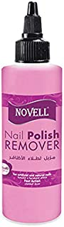 Novell Nail Polish Remover - 125 ml