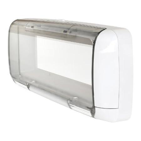 Dual Electronics SG3 Transparent Waterproof Marine Splashguard Radio Housing Unit Single DIN