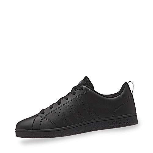 adidas Vs Advantage Clean Scarpe da fitness Unisex - Bambini, Nero (Core Black/Core Black/Onix), 36 EU (3.5 UK)