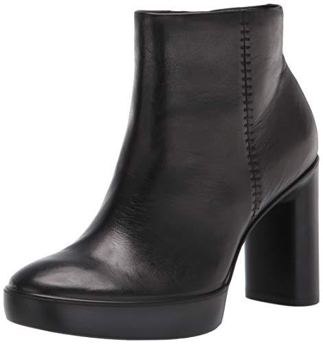 ECCO Damen SHAPE SCULPTED MOTION 75 Ankle modischer Stiefel, schwarz, 39/39.5 EU