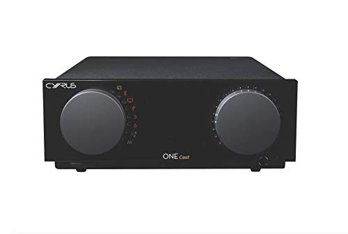 Amplificatore Stereo 2x100 Watt Wi-Fi Cyrus ONE CAST