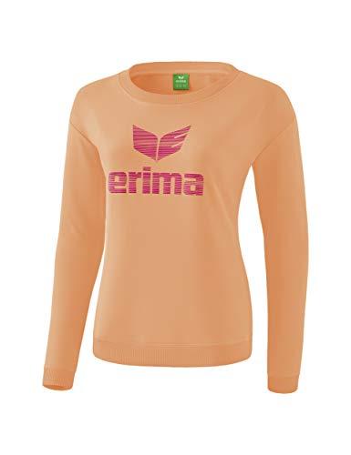 Erima GmbH Essential Sudadera Essential, Unisex niños, Peach/Love Rose, 164