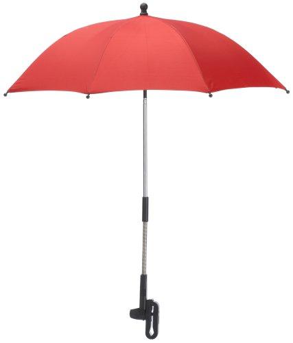 reer 72144.2 - Sonnenschirm de Luxe mit UV-Schutz rot