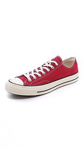 Converse - Chuck Taylor All Star '70 Canvas Ox Schuhe, EUR: 35, Crimson