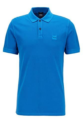 BOSS Prime Polo, Azul (Bright Blue 435), X-Large para Hombre