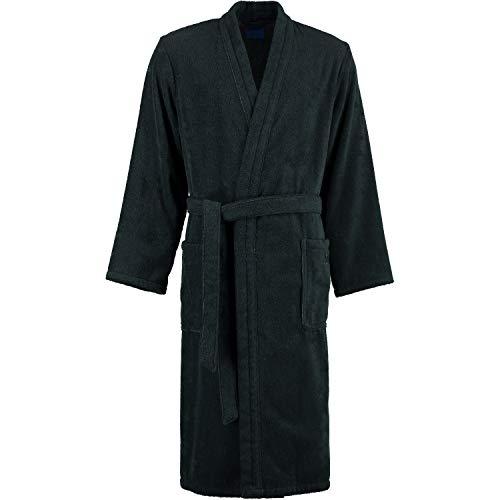 Joop! Bademantel Herren Kimono 1618 Classic schwarz - 97 L