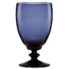 Diamant No. 10 Maison Couleur Large Indigo Goblet | Specialty Glass Sets