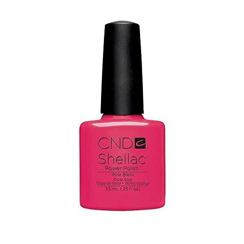 CND Shellac pink Bikini, 1er Pack (1 x 7 ml)