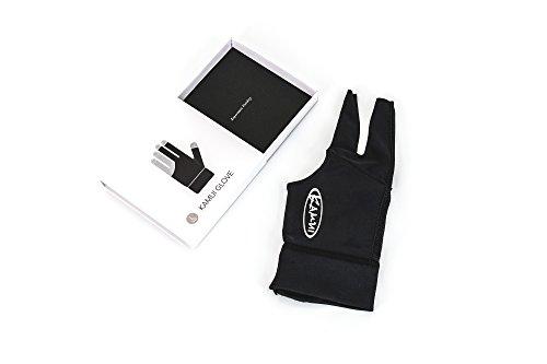 Handschuh Kamui linke Hand, schwarz, L