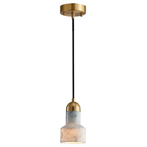 Moderno Latón Iluminación Colgante Iluminación Arteesanal Arte Vidrio Lámpara De Techo Ajustable Cable Para...