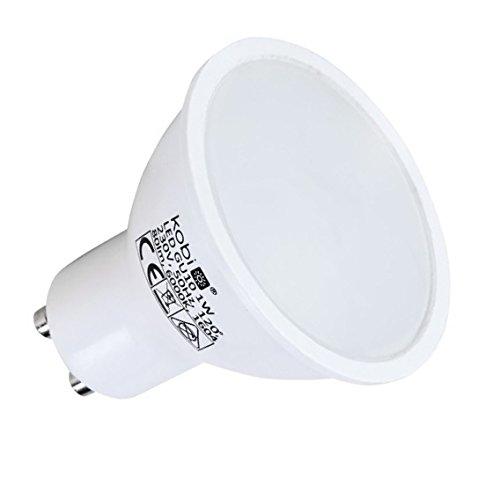 PREISHIT!!! 5 Stück LED-Reflektorlampe LED-Lampe 1W GU10 Kaltweiss Set Strahler Spot Lampe Leuchte 5-Pack Kobi