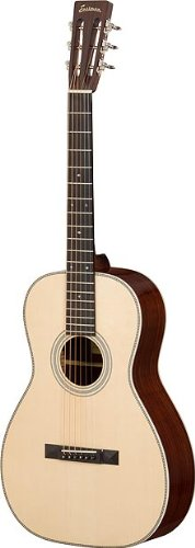 Eastman Traditional Adirondack/Rosewood Parlor Natural w/Hardshell Case