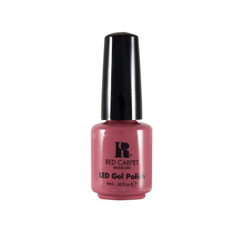 Red Carpet Manicure Gel Polish, After Party Playful, 0.3 Fluid Ounce by Red Carpet