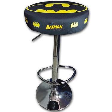 Roboticaencasa Taburete Arcade DISEÑO Batman Retro Mueble Silla