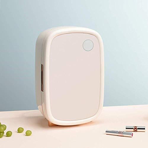 Professional Beauty Refrigerator, Small Cosmetic Refrigerator, Bedroom Mini Refrigerator (fresh 10 ° C +), Intelligent Constant Temperature, Quiet, Easy Storage, 12L