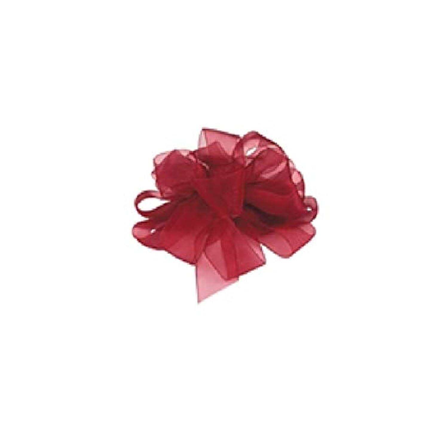 Jodhpuri Inc. R0210020 Fabric-Ribbons Red